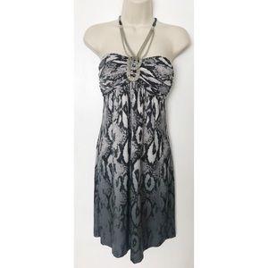 XOXO MultiDesigned Haltered Dress